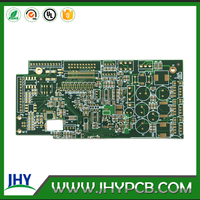 oem pcb manufacturer double sided lcd monitor power board