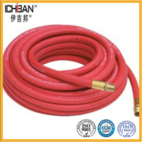 China supplier of high pressure rubber tubing black rubber water/air hose/pipe
