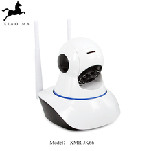 XMR-JK66 P2P easy install 1MP Wifi Wireless IP Camera 720P support Remote control security camera