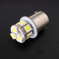 1156 BA15S 5050 8 SMD Auto Car Turn Lamp Brake Tail Parking Lights,car flashing led brake light