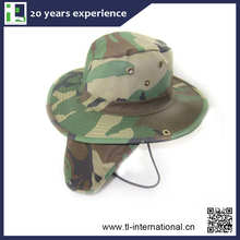 Useful outdoor hat wholesale, sun proof hat with neck cover