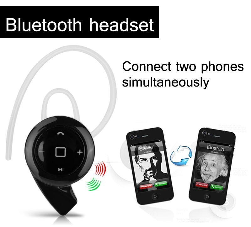 High Quality bluetooth headset user manual earphone free samples headset sound