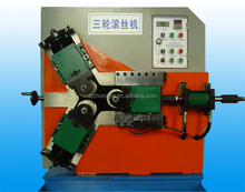 Want to buy anchor bolt making machine iso certificatited cheap prices thread rolling machine