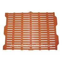 plastic slat floor For Pig 400*550mm