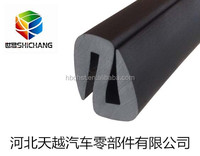 customization hard solid rubber seal strip for automotive window