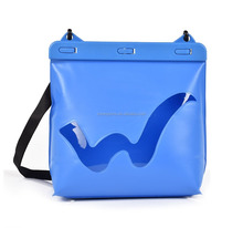 2017 New style PVC sport waterproof grocery bag for ipad mini/iphone