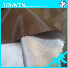 170T 180T 190T 210T polyester taffeta silver coating taffeta fabric for car cover, waterproof umbrella fabric
