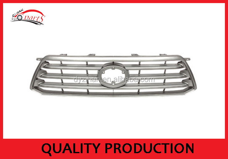 car grill used for middle east toyota highlander 2010 front grill