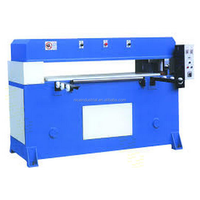 plane hydraulic clicker press