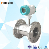 Electrical fuel turbine flow meter made in China