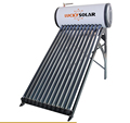 china heat pipe evacuated tube solar water heater factory