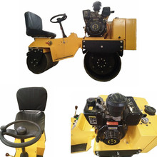 svh-70c Vibratory Double Drum Static Road Roller Price