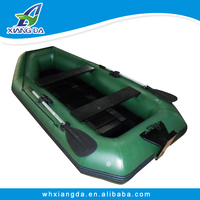 PVC Small rubber Inflatable fishing Boat for sale