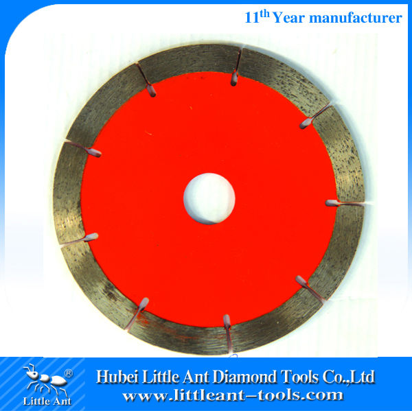 120mm Diamond Saw Blade Diamond Cutting Tools for granite marble porcelain slabs