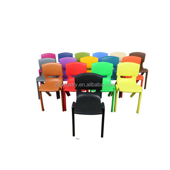 Factory price plastic school chairs for sale
