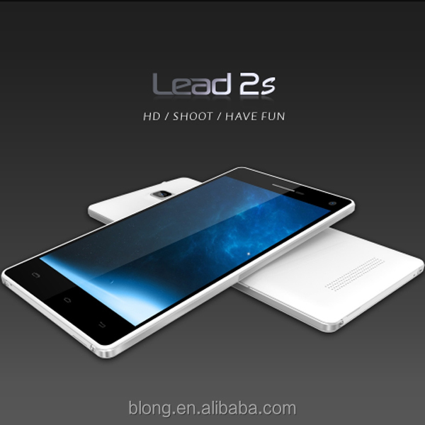 "Leagoo Lead 2 Mobile Cell Phones MTK6582 2800mAh 13.0MP+ 8.0MP camera 5"" IPS Screen 1GB RAM 8GB ROM 6.9mm"