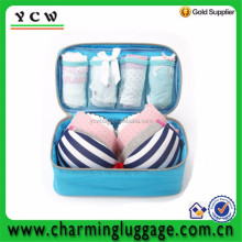 Traveling Cosmetic Cases Women's Bra Underwear Organizer Bags