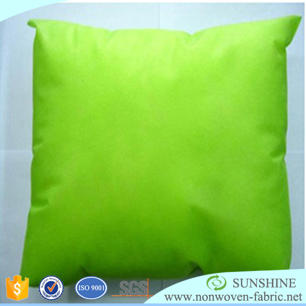 Anti Bacteria 10gsm Printed PP Spunbonded Nonwoven Fabric For sofas cover & pillow cases making