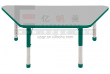 Adjustable children table study desk