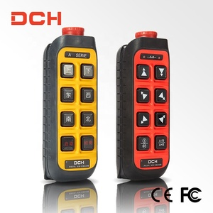Safety Industrial wireless remote control for Hoist Cranes 433MHz frequency
