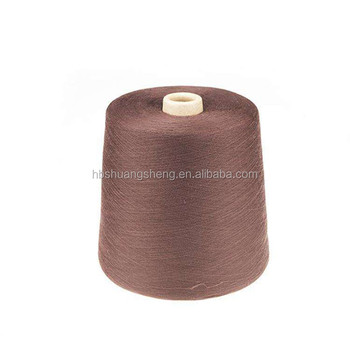 Ne 80S/1 single siro compact cotton yarn for fabric weaving