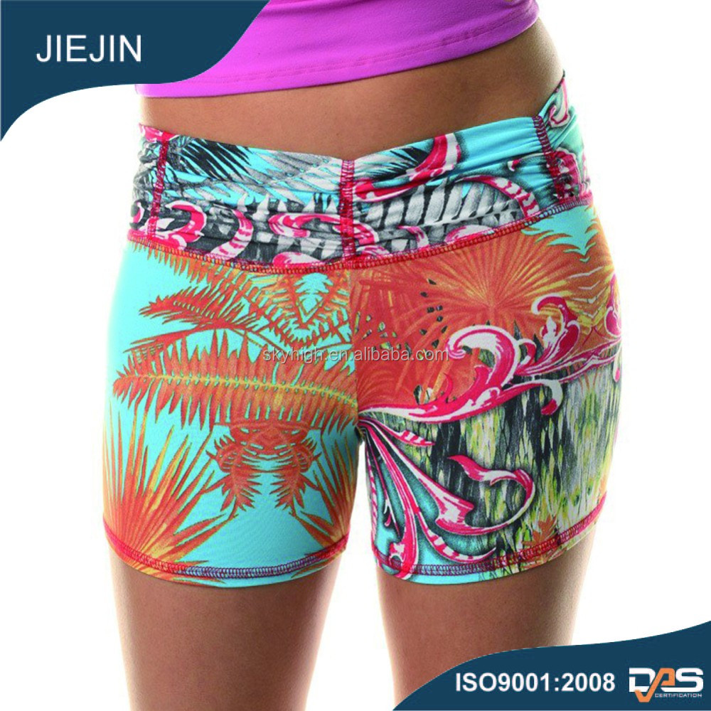 Ultra comfortable short yoga with fashionable design