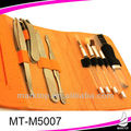 Handbag shap case mini 9PCS manicure set