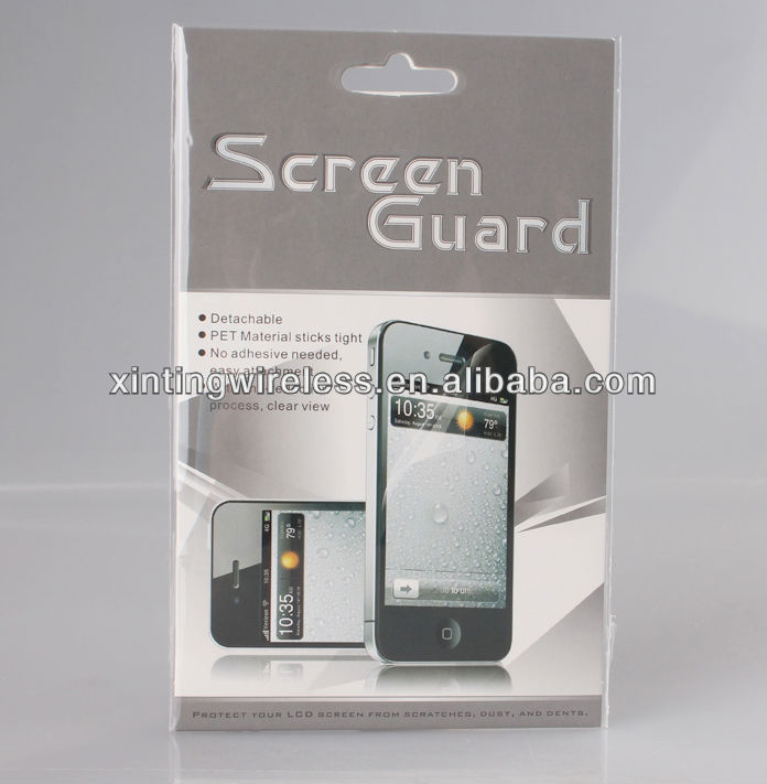 Factory Price Clear Lcd Screen Protector Film FOR SONY XPERIA Z ULTRA Shield Cover