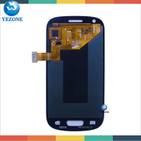 Wholesale For Samsung Galaxy S3 mini i9180 Lcd Digitizer Assembly, Lcd Touch Screen For Galaxy S3 mini i8190, Display S3 mini