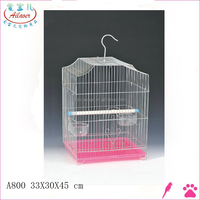 Factory supplier pet product metal bird cage for sale