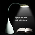 Promotion gift eye protection reading lamp, sensor touch energy saving LED table lamp with stepless dimmer light