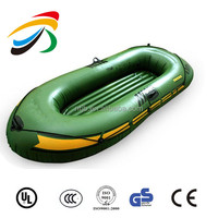 3 persons 250cm 200kg Inflatable Floating Boat