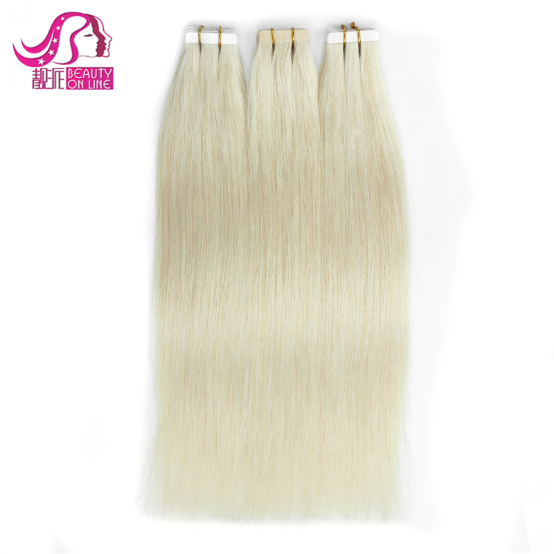 Distributors Canada Natural Hair Extensions Human Tape Hair Indian