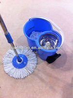 360 magic mop with S.S basket New material 360 magic mop as seen onTV