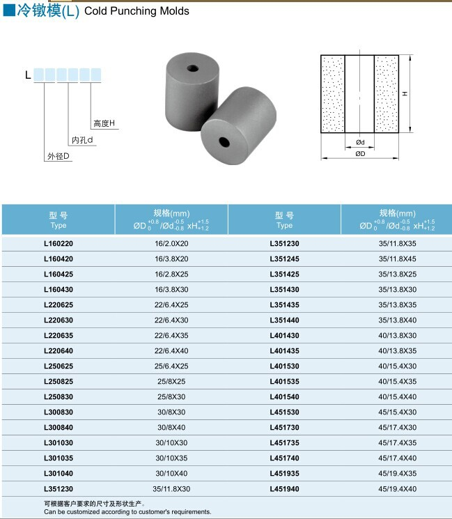 deep drawing dies wire drawing dies/carbide shaped wire drawing dies & moulds