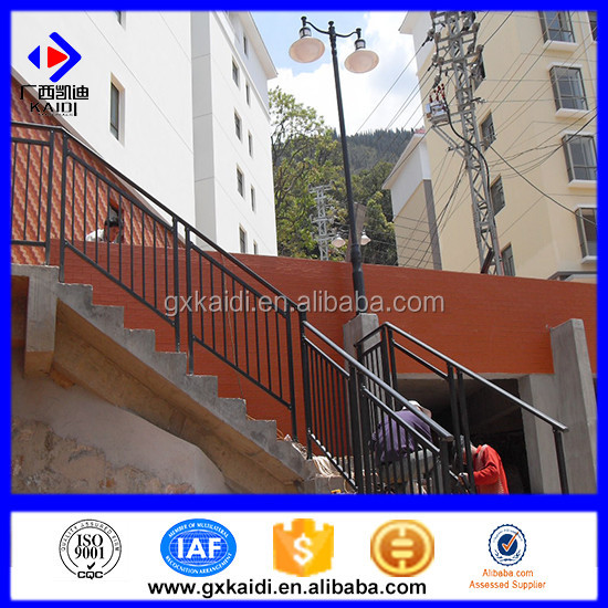 exterior handrail lowes/gazebo/outdoor metal stair railing