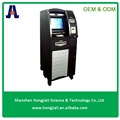 payment equipment kiosk self interactive ticket kiosk self-service kiosk