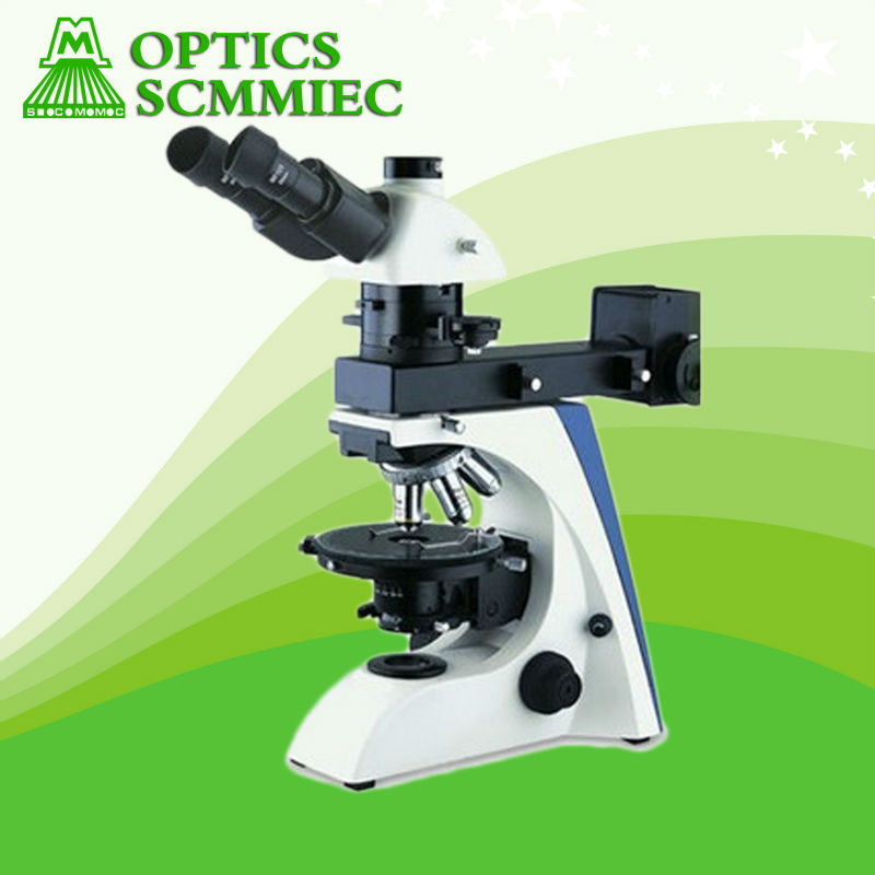 SC-POL Transmitting & Reflecting illumination materials polarising / polarizing microscope for Geology and Materials Science