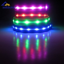 LED Flashing Dog Collar & Leashes dog collar led,LED Pet collar and Leashes