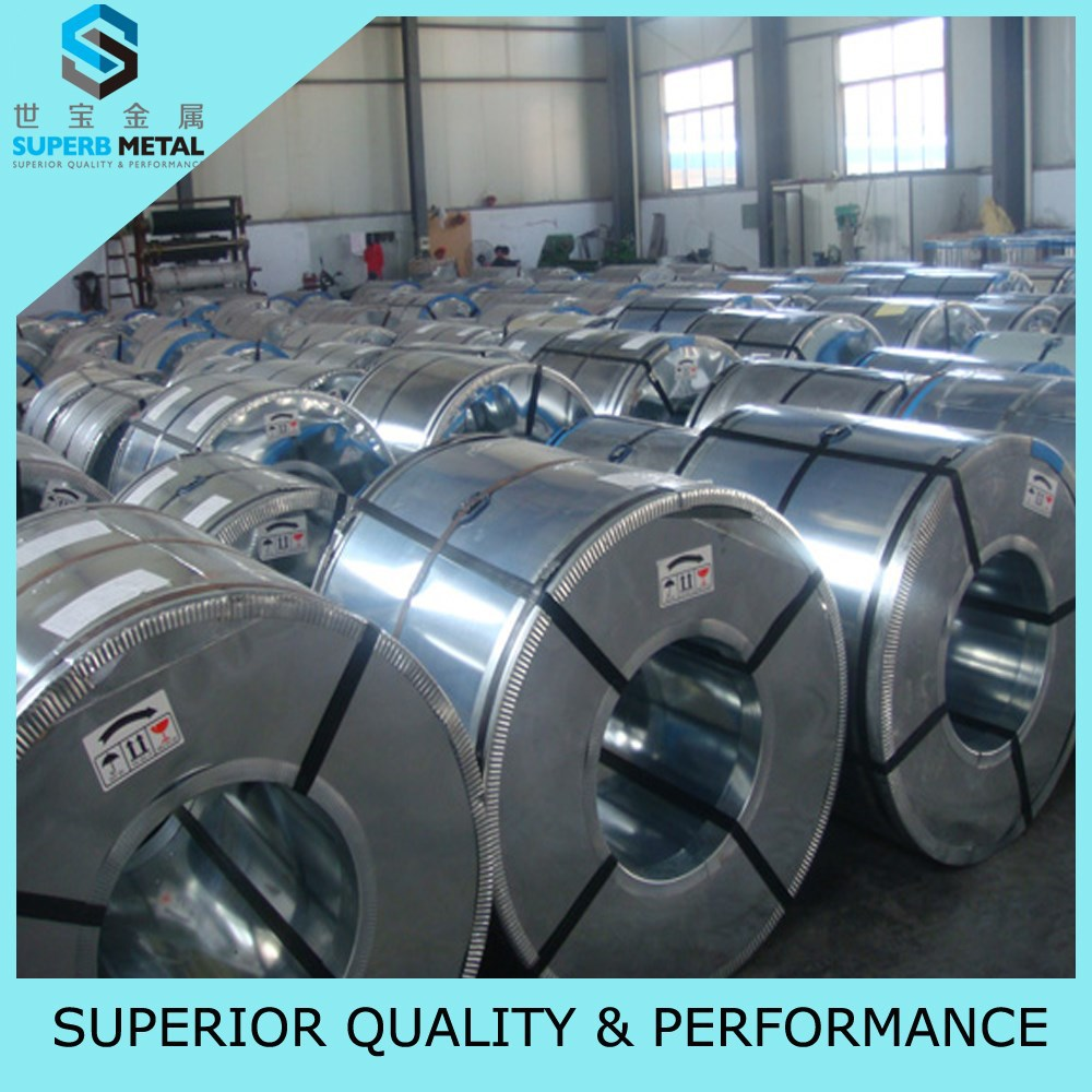 DX51D+Z galvanized steel sheet folded of china manufacture of construction application