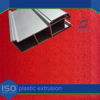 Plexiglass frame/PC Plastic Profile