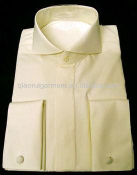 White Long Sleeve Shirts For Men