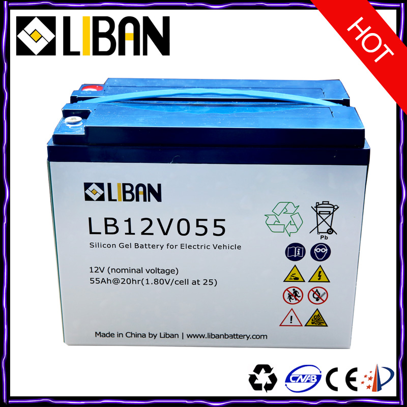 12v Small Deep Cycle Sealed Rechargeable Lead Acid Battery