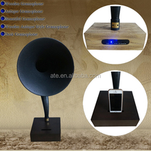 Gramophone Style Voice Nostalgia Retro Music System with Bluetooth