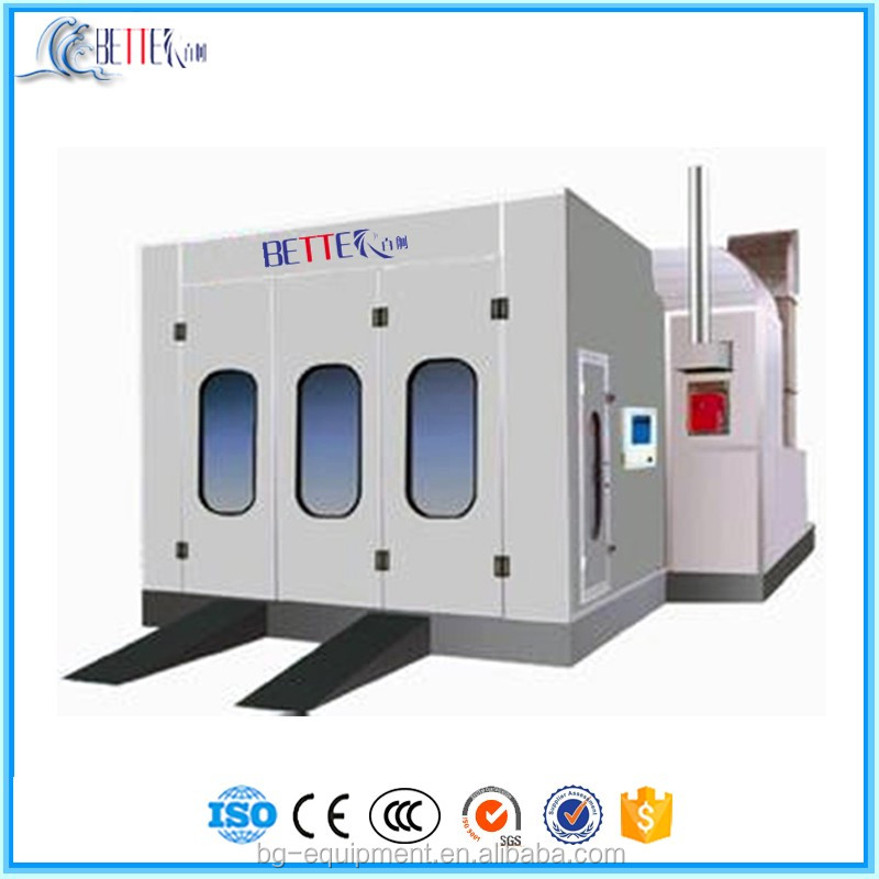 Small Mini Powder Paint Spray Booth/water based paint car spray booth/