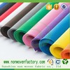 Water resistant waterproof non-slip non-woven fabrics low price