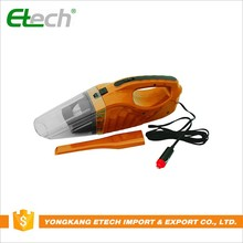 Super silent high quality wet and dry car vacuum cleaner with air compressor