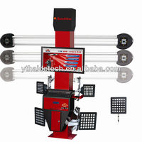 automatic 3D camera wheel alignment