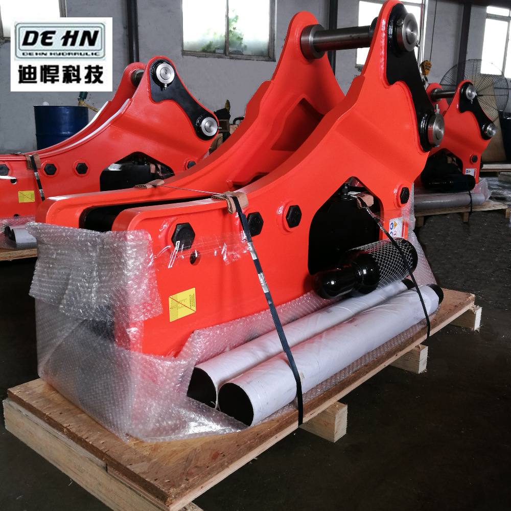 excavator mounted vibro hammer/hydraulic breaker manufacturer