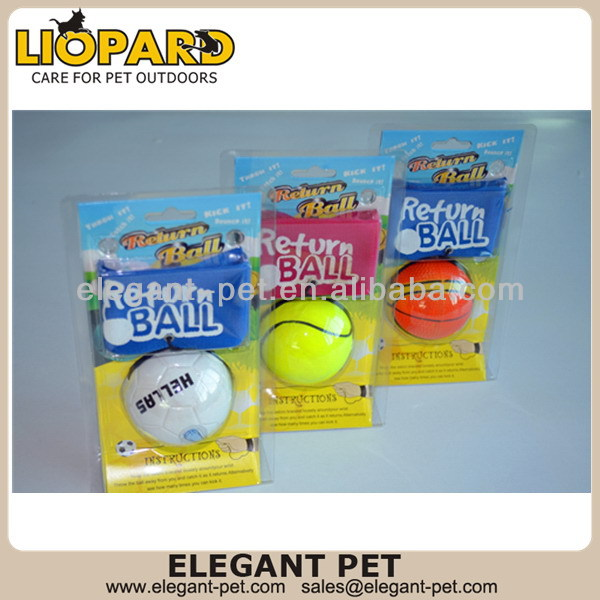 Fashionable low price dog training ball